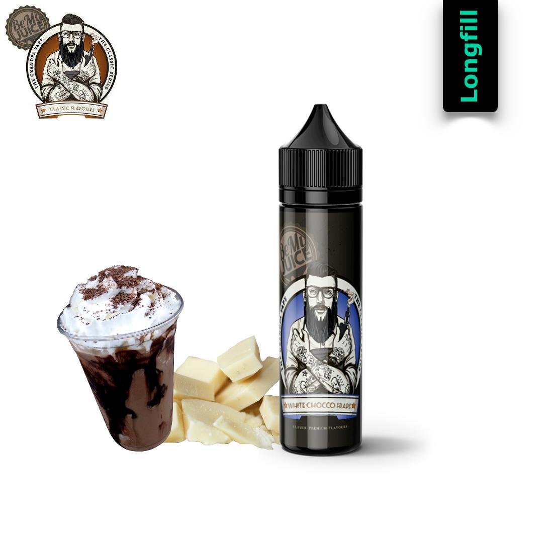 The Grandpa Vape White Chocco Frape 15 ml Aroma Longfill