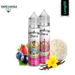 Vape Hansa Hamburger Deern - Hafenbraut 10 ml Aroma