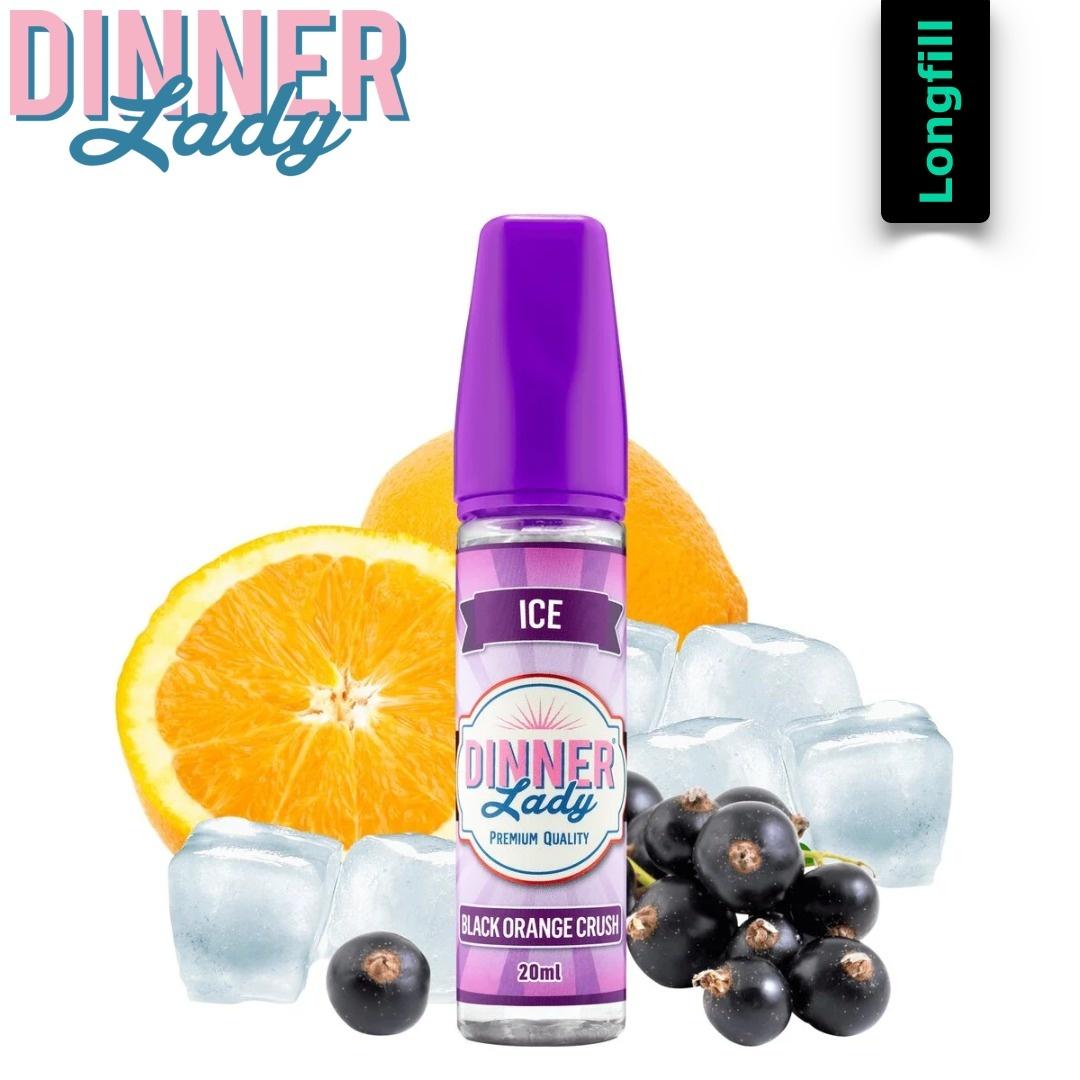 Dinner Lady Black Orange Crush 20 ml Longfill Aroma
