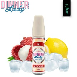 Dinner Lady Flip Flop Lychee 20 ml Aroma