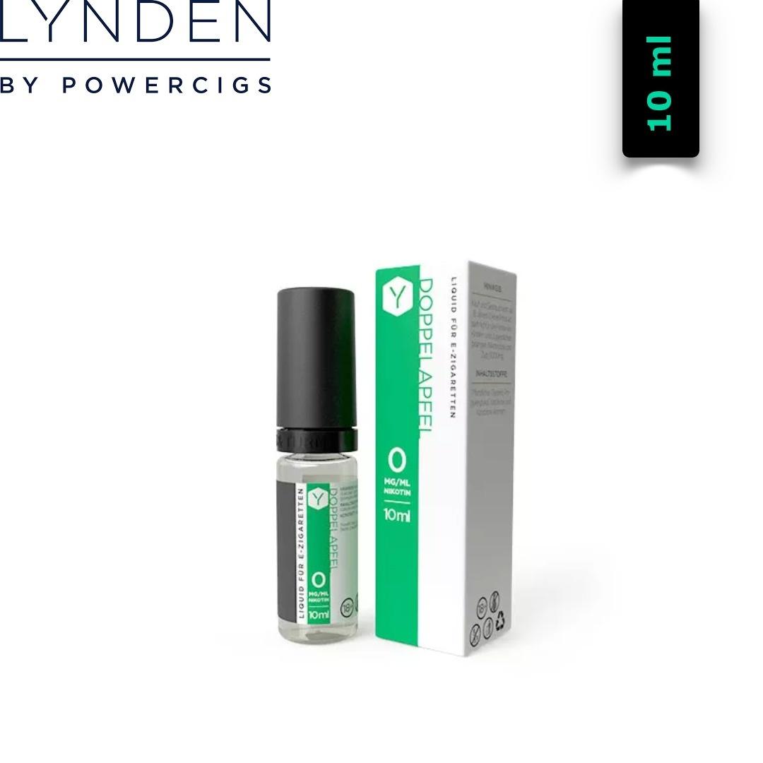 Lynden Liquids & Hardware Doppelapfel MTL E-Liquid 10 ml