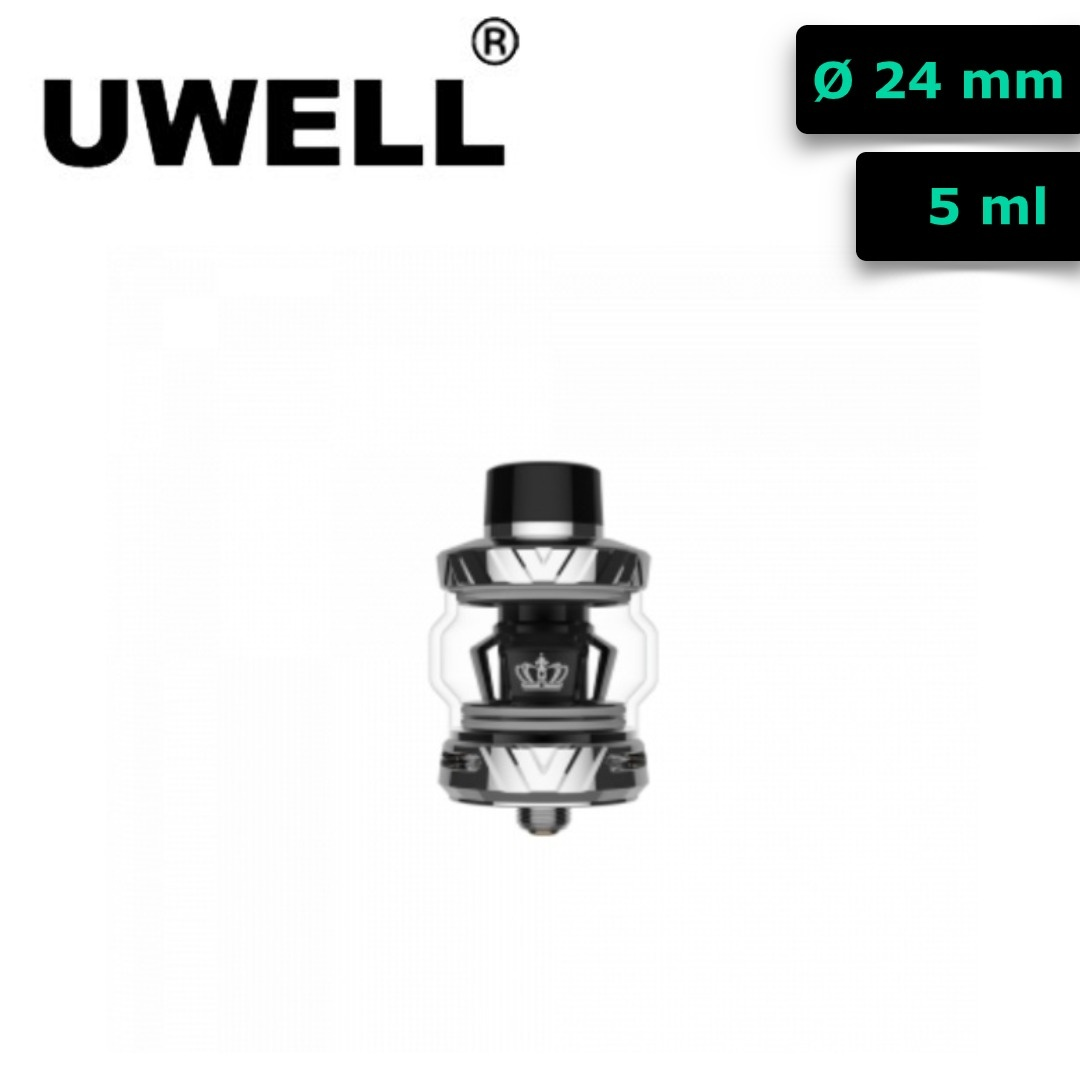 Uwell Crown 5 Fertigcoiler 5 ml Verdampfer