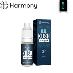 Harmony O.G. Kush 10 ml Liquid