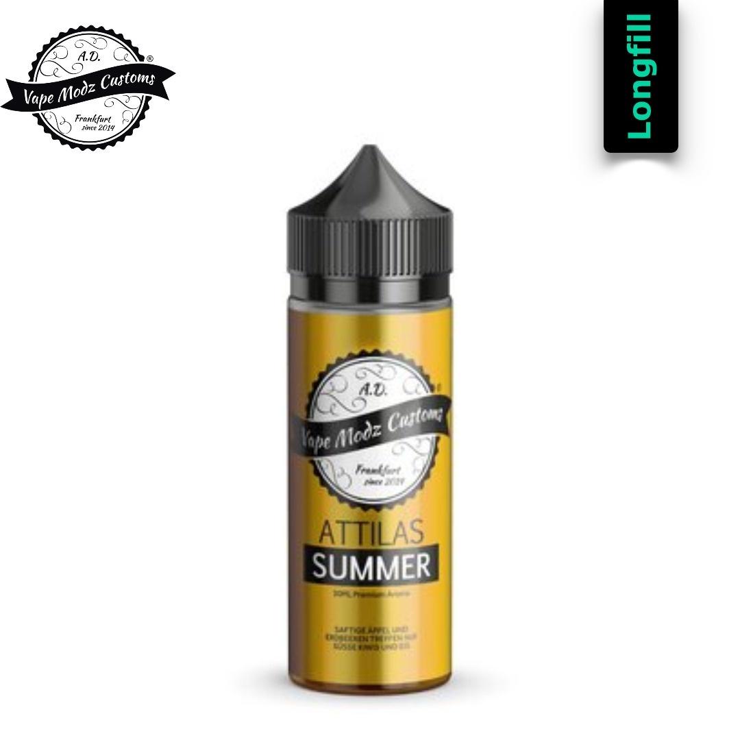 Vape Modz Customs Attilas Summer 30 ml Longfill Aroma