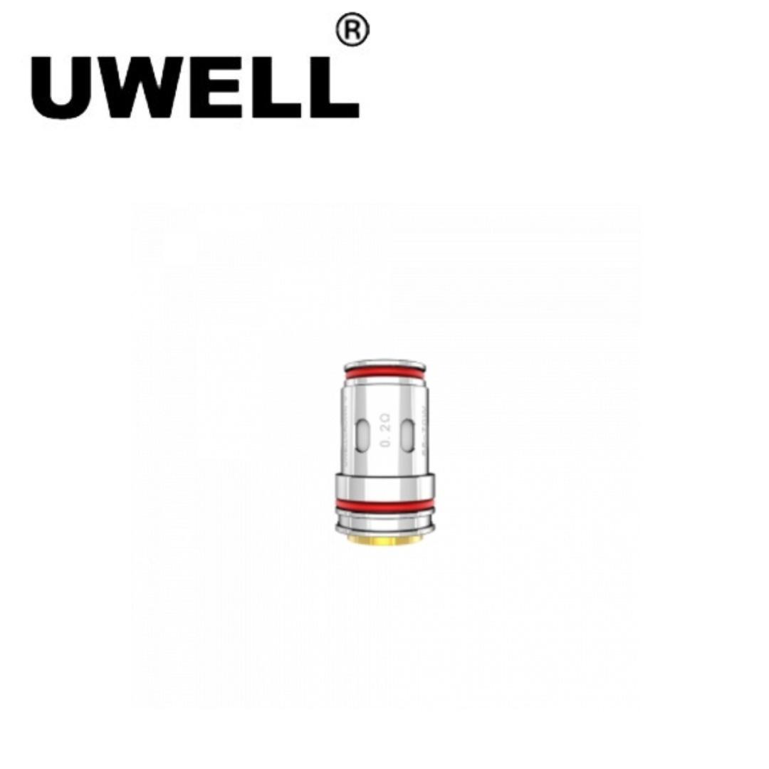 Uwell Crown 5 Ersatzcoils im 4er Pack