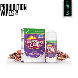 Prohibition Vapes Berry Granola 20 ml Aroma