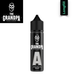 The Grandpa Vape A - Milky Peach Vanilla 15 ml Aroma