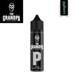 The Grandpa Vape P - Smooth Nutty Tobacco 15 ml Aroma