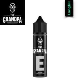 The Grandpa Vape E - Deluxe Coffee-Cream 15 ml Aroma