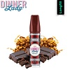 Dinner Lady Smooth Tobacco 20 ml Aroma