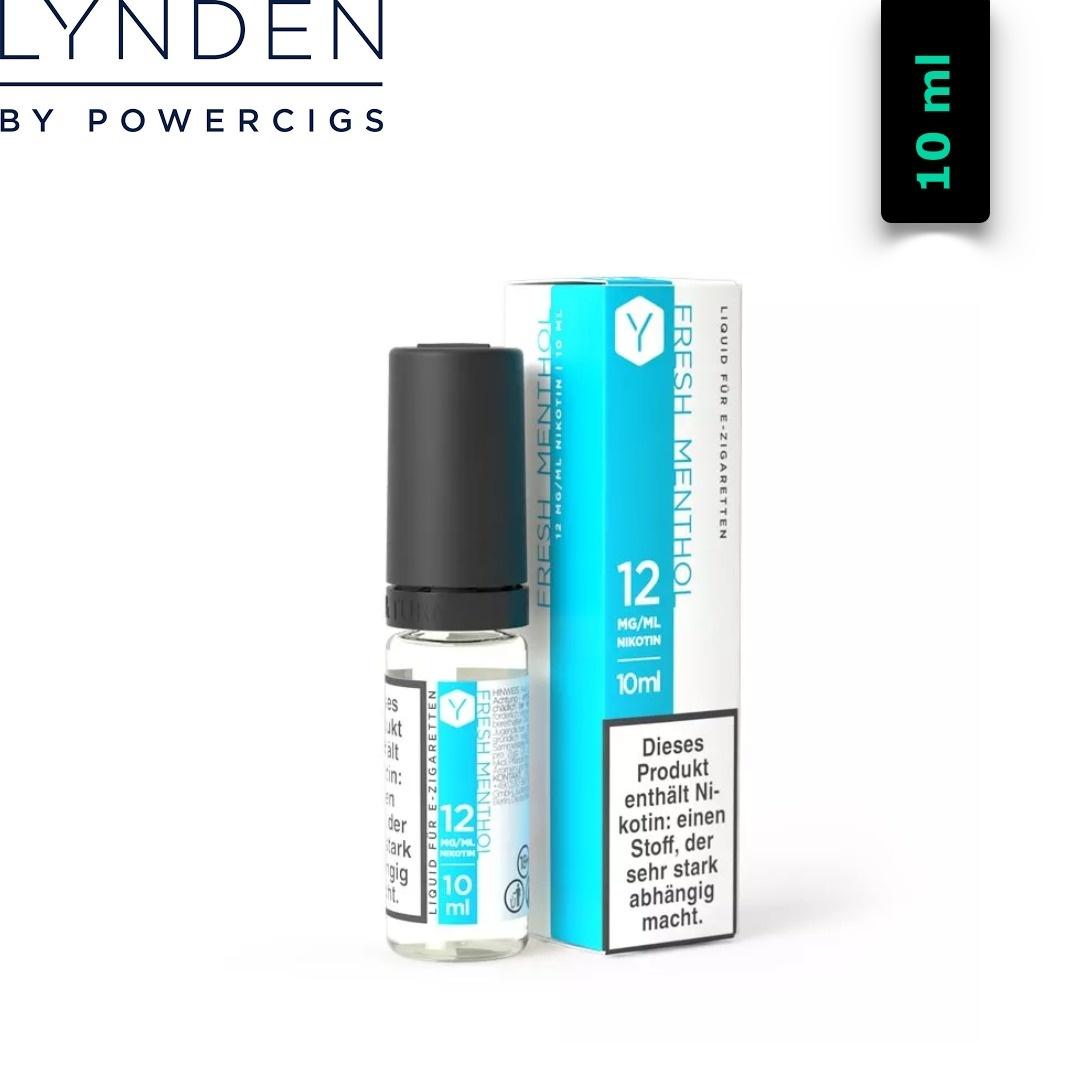 Lynden Liquids & Hardware Fresh Menthol MTL E-Liquid 10 ml