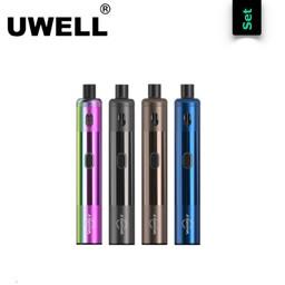 Uwell Whirl S Starter Set