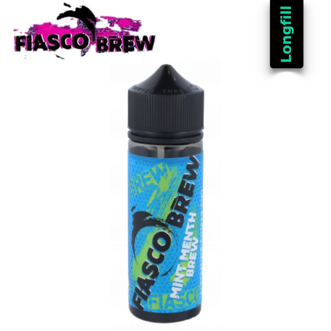 Fiasco Brew Mint Menth Brew Longfill Aroma 20/120 ml
