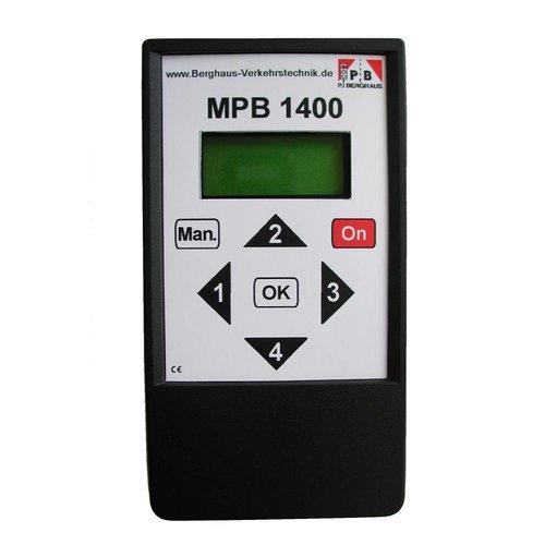 Afstandsbediening voor verkeerslicht MPB1400