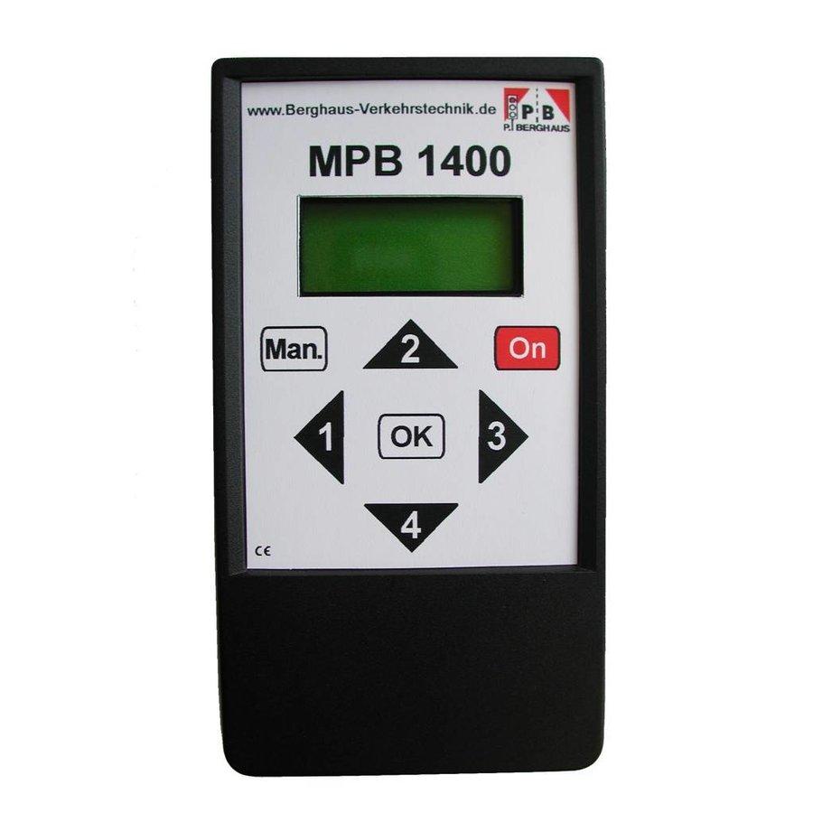 Télécommande feu tricolore MPB1400-1
