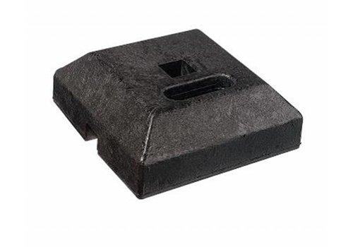 Pied de balise 'Minibloc' 15 kg