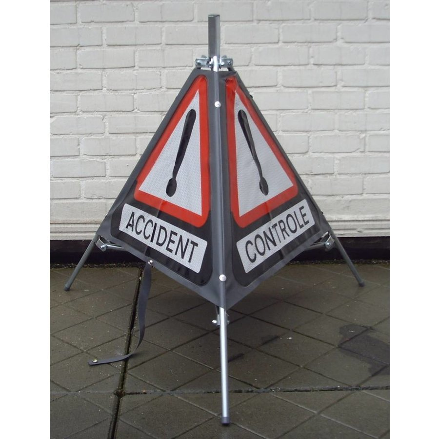 Signalisation 'TRIPAN' - panneau A51 - DANGER - pliable-2