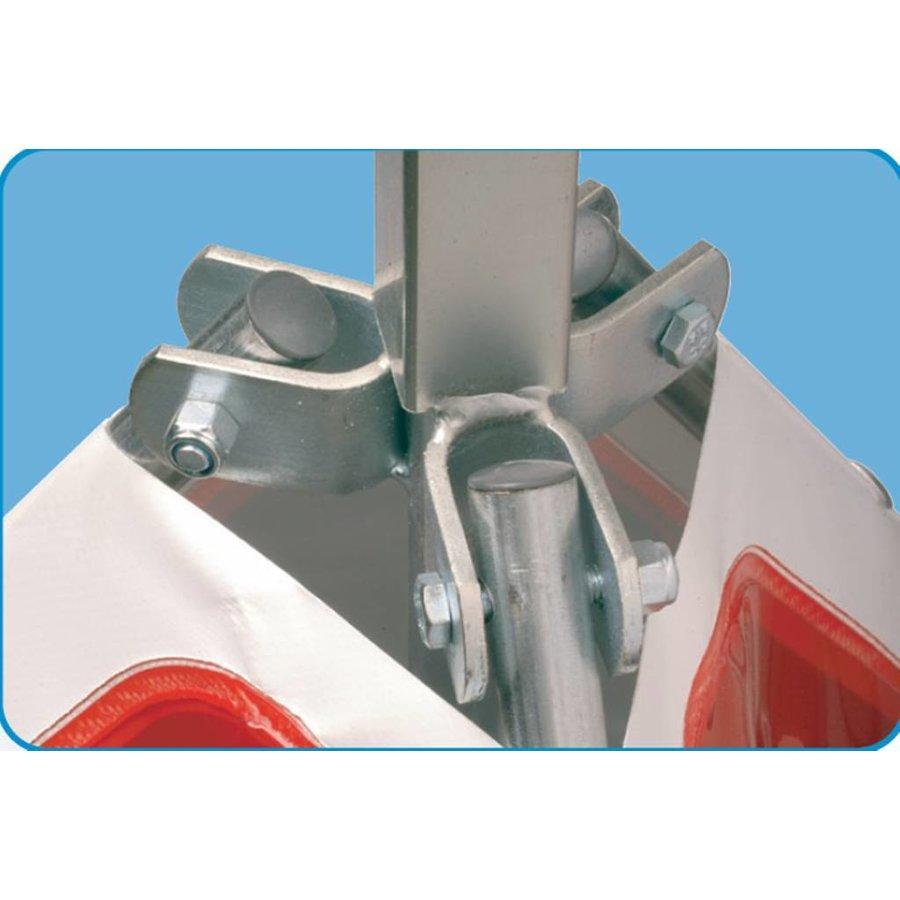 Signalisation 'TRIPAN' - panneau A15 - CHAUSSEE GLISSANTE - pliable-5