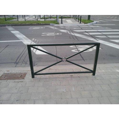 Grande barrière de Croix St. André 163 x 88 cm
