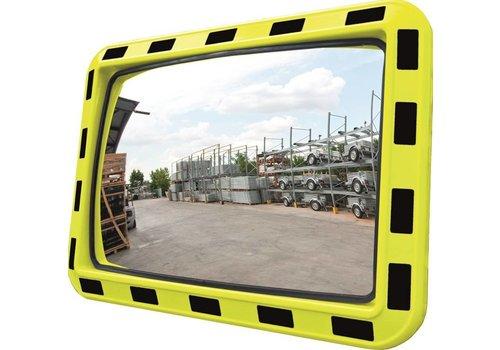 Miroir de circulation 'INDUSTRIE' 600 x 800 mm