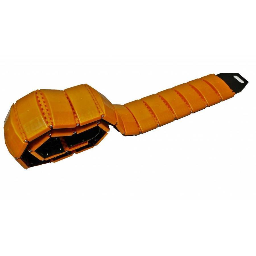 Ralentisseur portable - 3000 x 220 x 40 mm-2