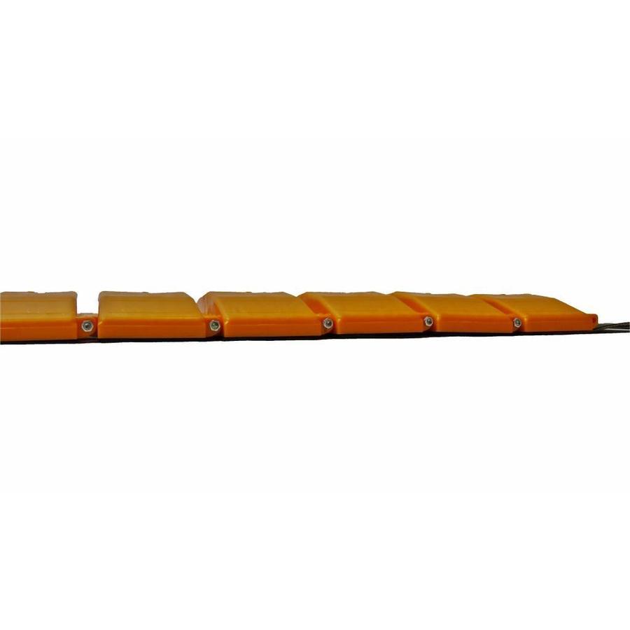 Ralentisseur portable - 3000 x 220 x 40 mm-4