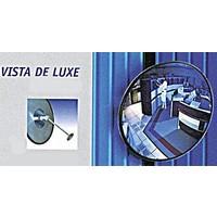 thumb-Miroir de sécurité - Antivol - Rond 400 et 600 mm. cadre noir-12
