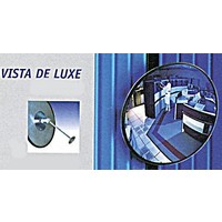 thumb-Veiligheidsspiegel - Anti diefstal - Rond 400 & 600 mm. zwarte kader-12