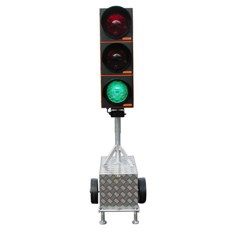 Feu tricolore portable pour chantier MPB 1400-1