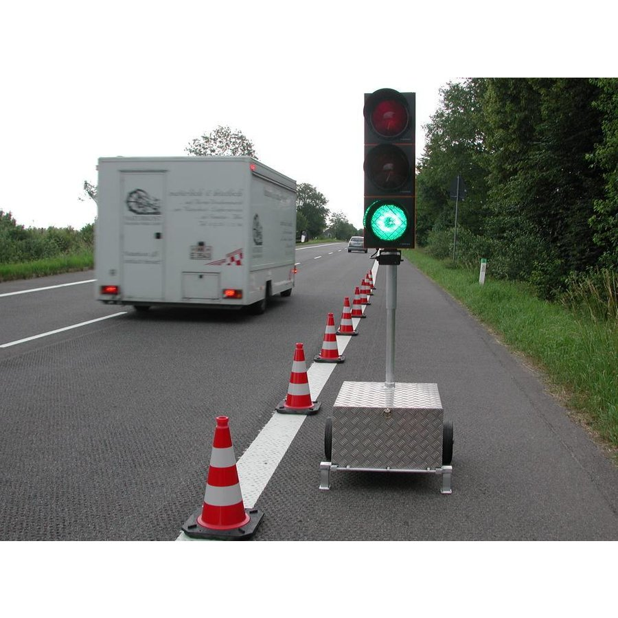 Tijdelijk verkeerslicht voor werven MPB 1400-3