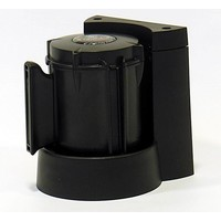 thumb-Afzetlinthouder met muurbevestiging  3 m x 50 mm  Rood - Zwart-1