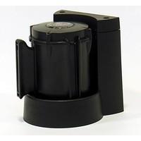 thumb-Afzetlinthouder met magneet en met afzetlint van 3 m x 50 mm Rood - Zwart-3