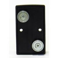 thumb-Magnetische wandplaat voor het fixeren van een 50 mm afzet band/lint-1