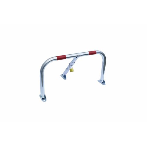 Parkeerbeugel met hangslot - 755 x 355 x 405 mm - Ø 38 mm
