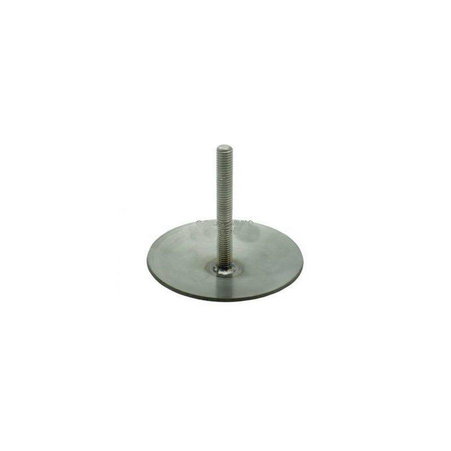 Markeernagel 10 cm inox  RVS 304-2