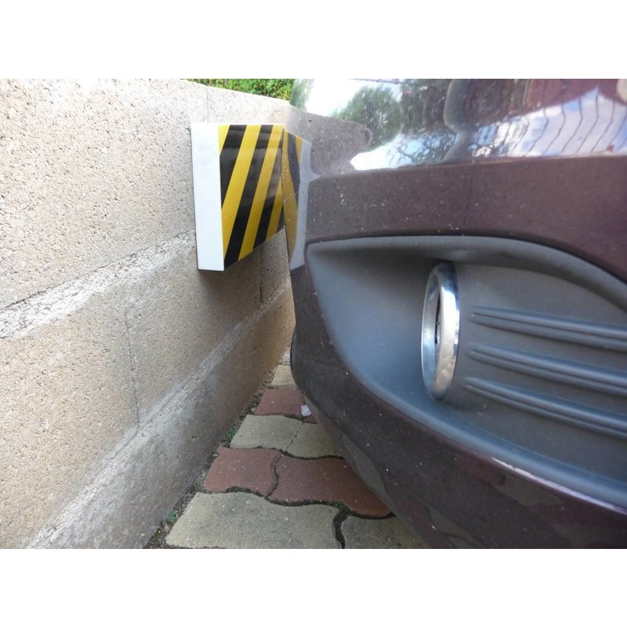 Stootband voor parkings en garages-1