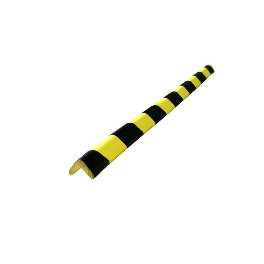 Rubberen stootrand voor hoekbescherming in garages. parkings ...-2