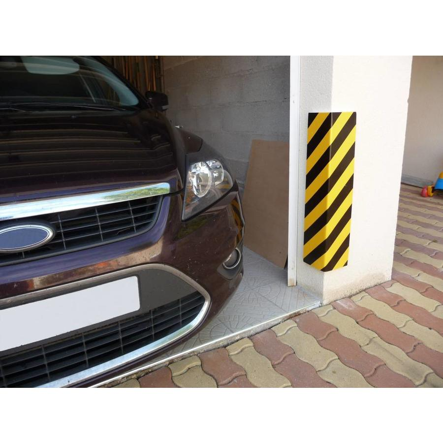 Rubberen stootrand voor hoekbescherming in garages. parkings ...-6