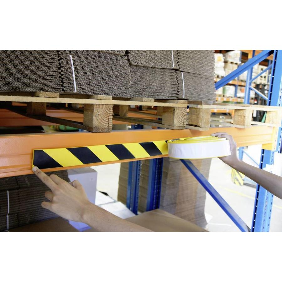 Platte stootstrips in rubber-3