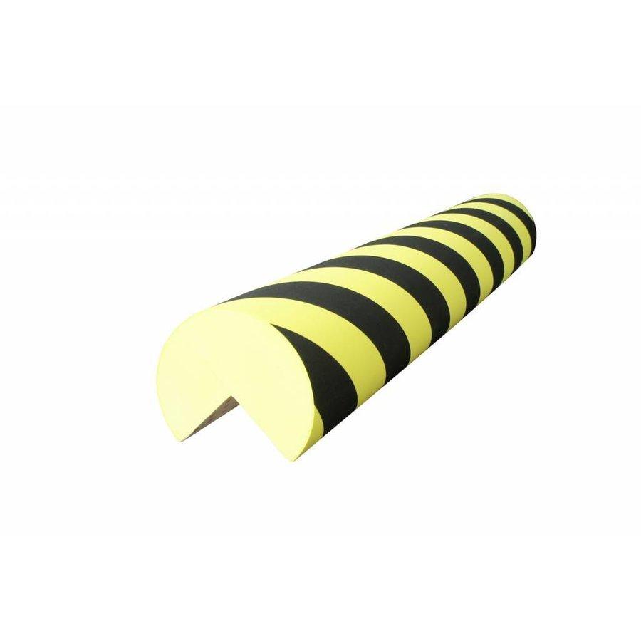 Mousse stootrand voor hoekbescherming met rond profiel-3
