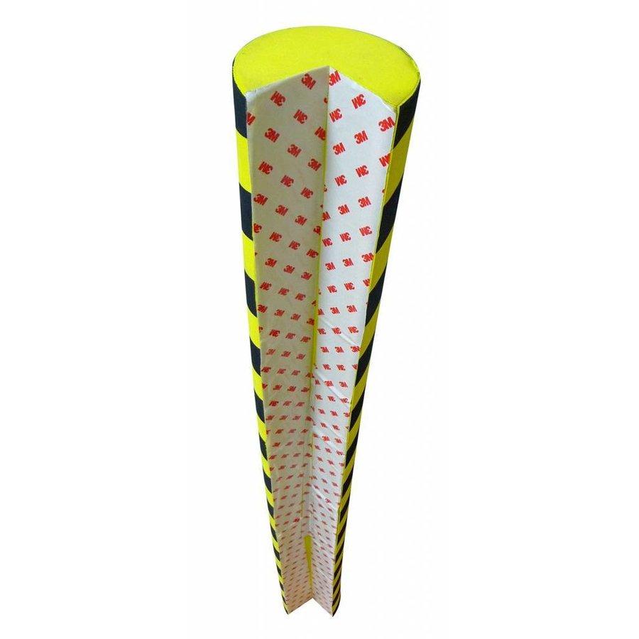 Mousse de protection d'angle arrondi-4