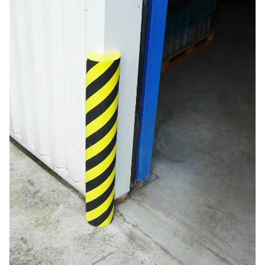 Mousse stootrand voor hoekbescherming met rond profiel-6