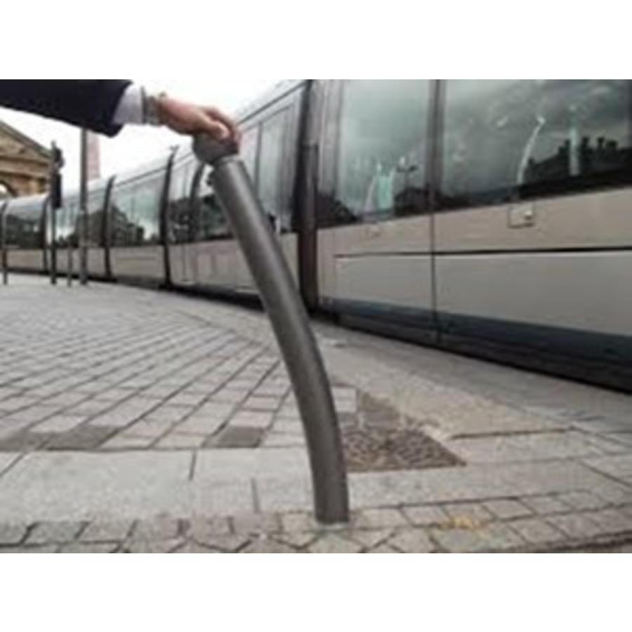 Flexibele paal met vormgeheugen-1