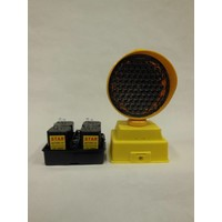 thumb-Lampe de chantier STARLED 4000  (excl. batteries)-2