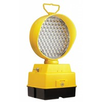 thumb-Lampe de chantier STARLED 4000  (excl. batteries)-1