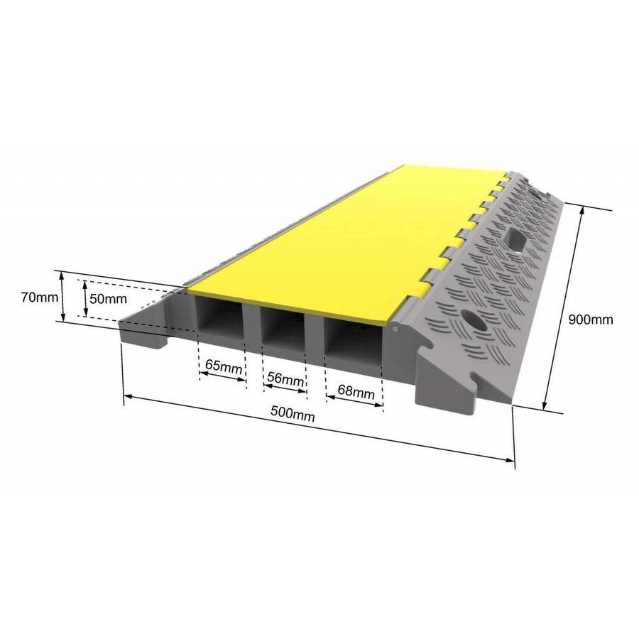 Kabelbruggen met deksel - DELUXE-1