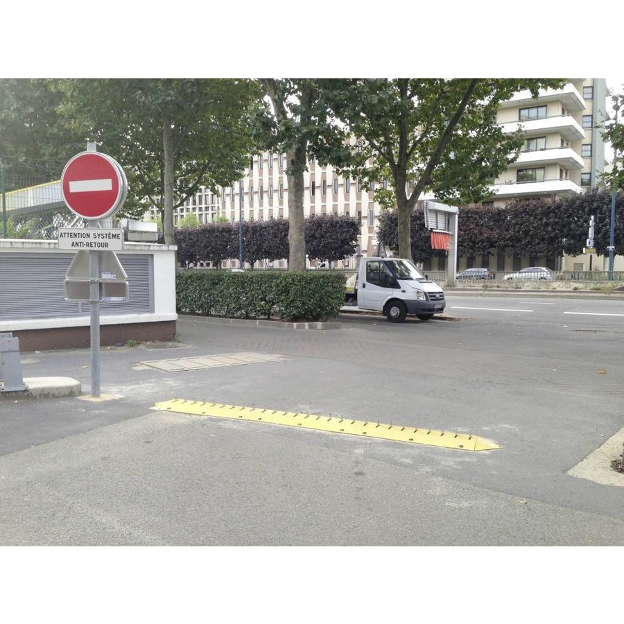 Eénrichting parkeer valhek - Parkeereg - Parkeer schaar-5