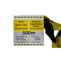 thumb-Ruban de signalisation SUPERSTRONG - Indéchirable 500m-4