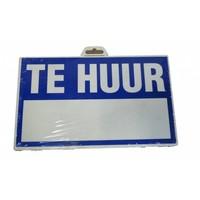 thumb-Pictogram 'Te Huur' 330 x 200 mm-1
