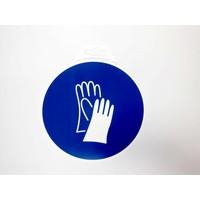 thumb-Panneau 'Lunettes Obligatoire ' Ø 180 mm - Copy-2